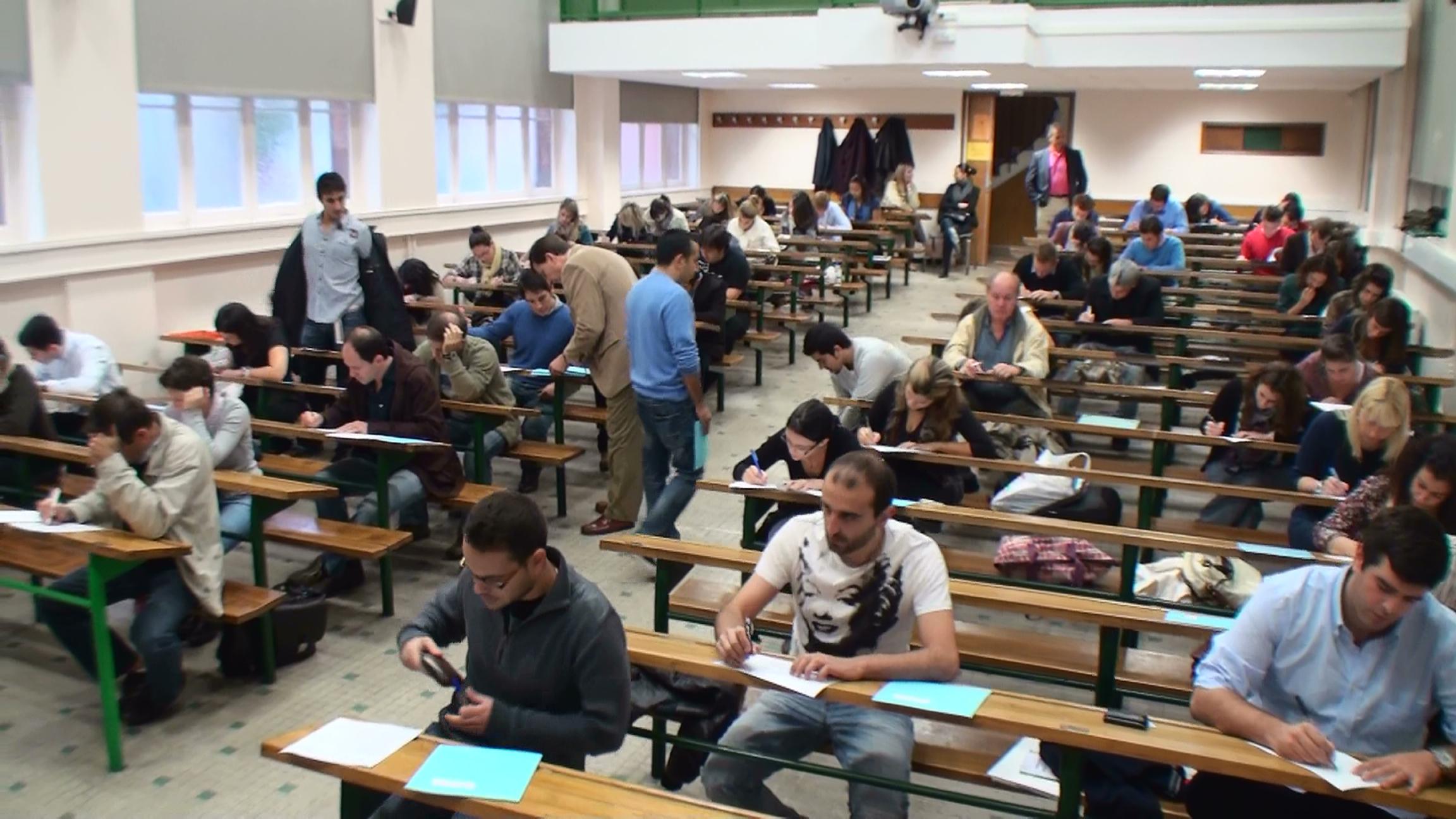 Exame escrito