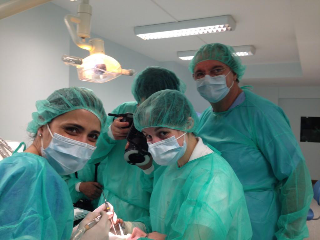 curso implantologia EIC